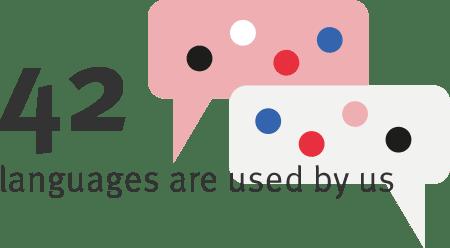 42 Sprachen bei Leinhäuser