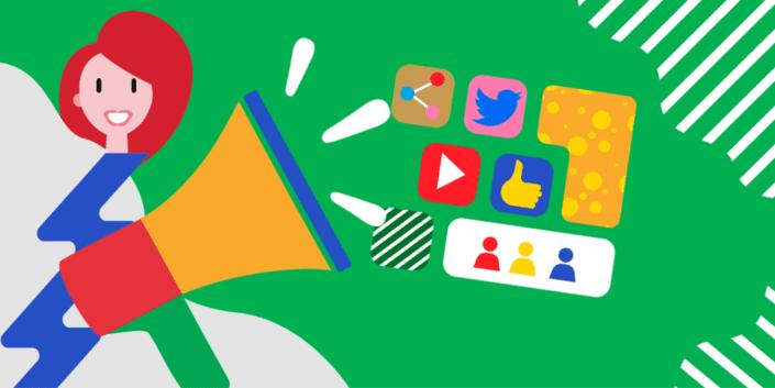 Mittelstand in social media